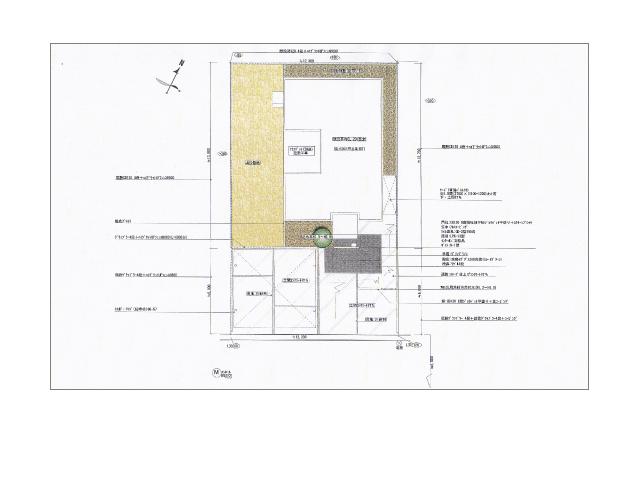 20151207外構工事の設計図面06
