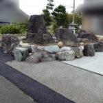 アートスペースの庭リフォーム01