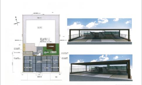アートスペースの設計図面20190522