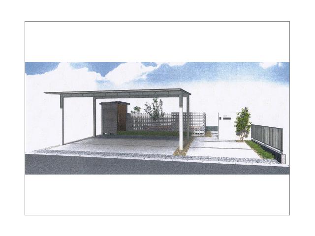 20151207外構工事の設計図面04