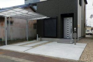 アートスペースの外構工事20190515_02