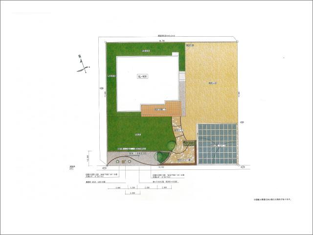アートスペースの設計図面20190612_02